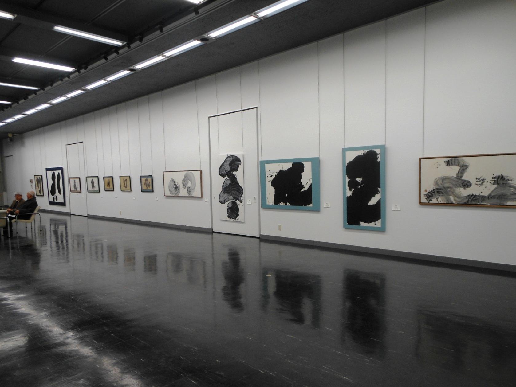 1690)「第26回 北海道墨人展」 市民ギャラリー 4月4日(水)~4月8日(日) _f0126829_16295799.jpg