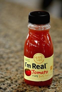 韓国 I\'m Realのジュース_b0048834_8543853.jpg