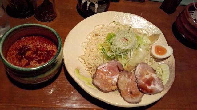 広島風つけ麺_e0173239_16501432.jpg