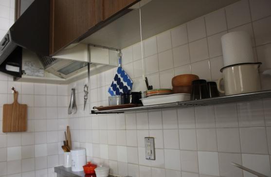 ・最近のキッチンの様子。_d0245268_1015447.jpg