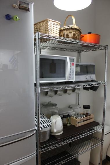 ・最近のキッチンの様子。_d0245268_1083088.jpg