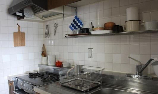 ・最近のキッチンの様子。_d0245268_1138924.jpg