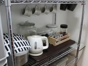 ・最近のキッチンの様子。_d0245268_11504381.jpg