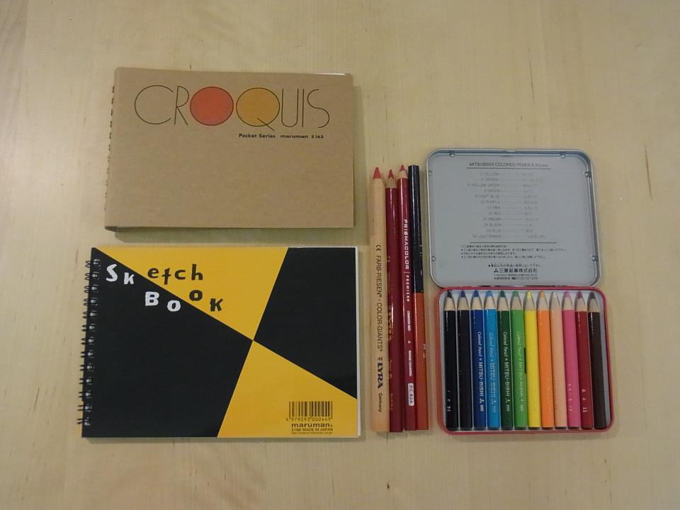 色鉛筆を連れて出かけよう!_a0121669_12204787.jpg