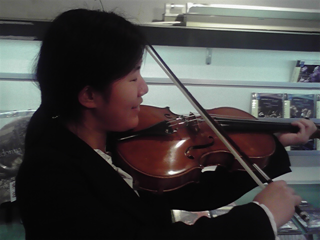 京都市交響楽団の夜。_e0046190_12171531.jpg
