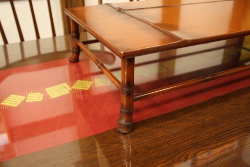 新潟漆の竹塗りデザインの至宝が珈琲『涼蔵』(すずくら)さんにある。_d0178448_14311989.jpg