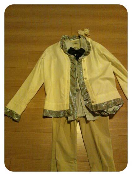 入園式ファッション*ヴィクター&ロルフ_a0166313_21125542.jpg