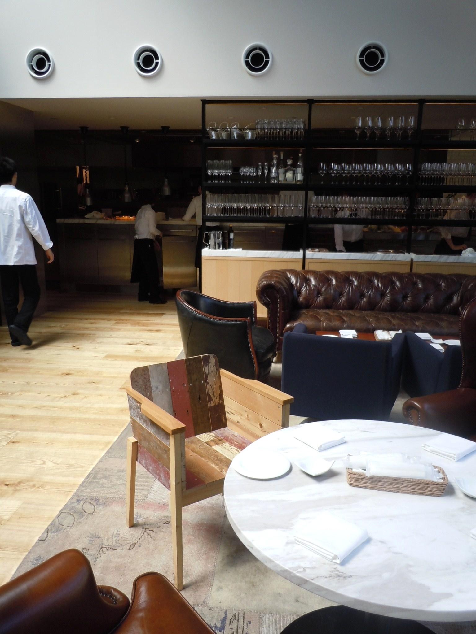 レストラン Code kurkku_c0213220_21455411.jpg
