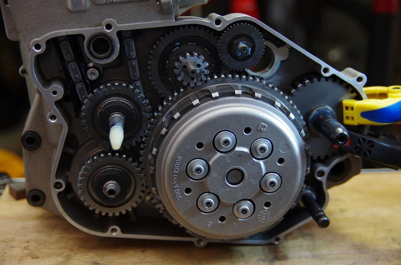 【フサベル】エンジン完成、、、、、あ(汗)_e0159646_21451466.jpg