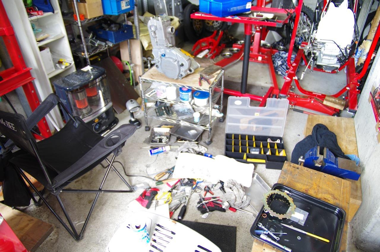 【フサベル】エンジン完成、、、、、あ(汗)_e0159646_21474649.jpg