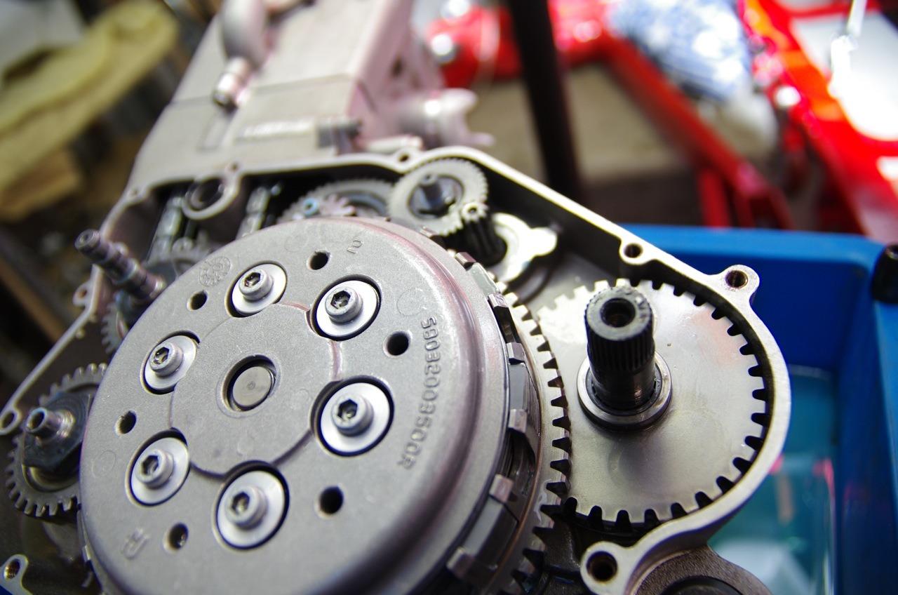 【フサベル】エンジン完成、、、、、あ(汗)_e0159646_22181695.jpg