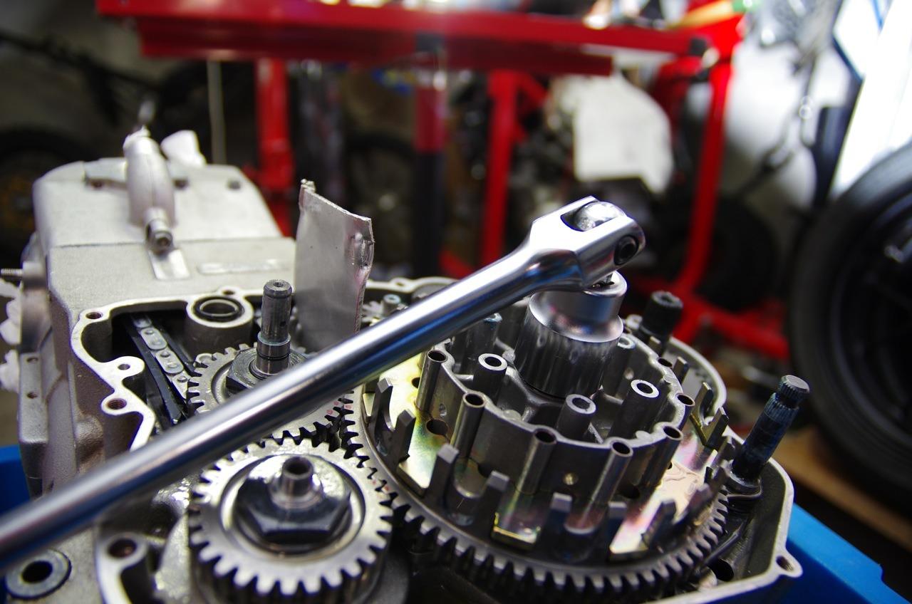 【フサベル】エンジン完成、、、、、あ(汗)_e0159646_2220594.jpg