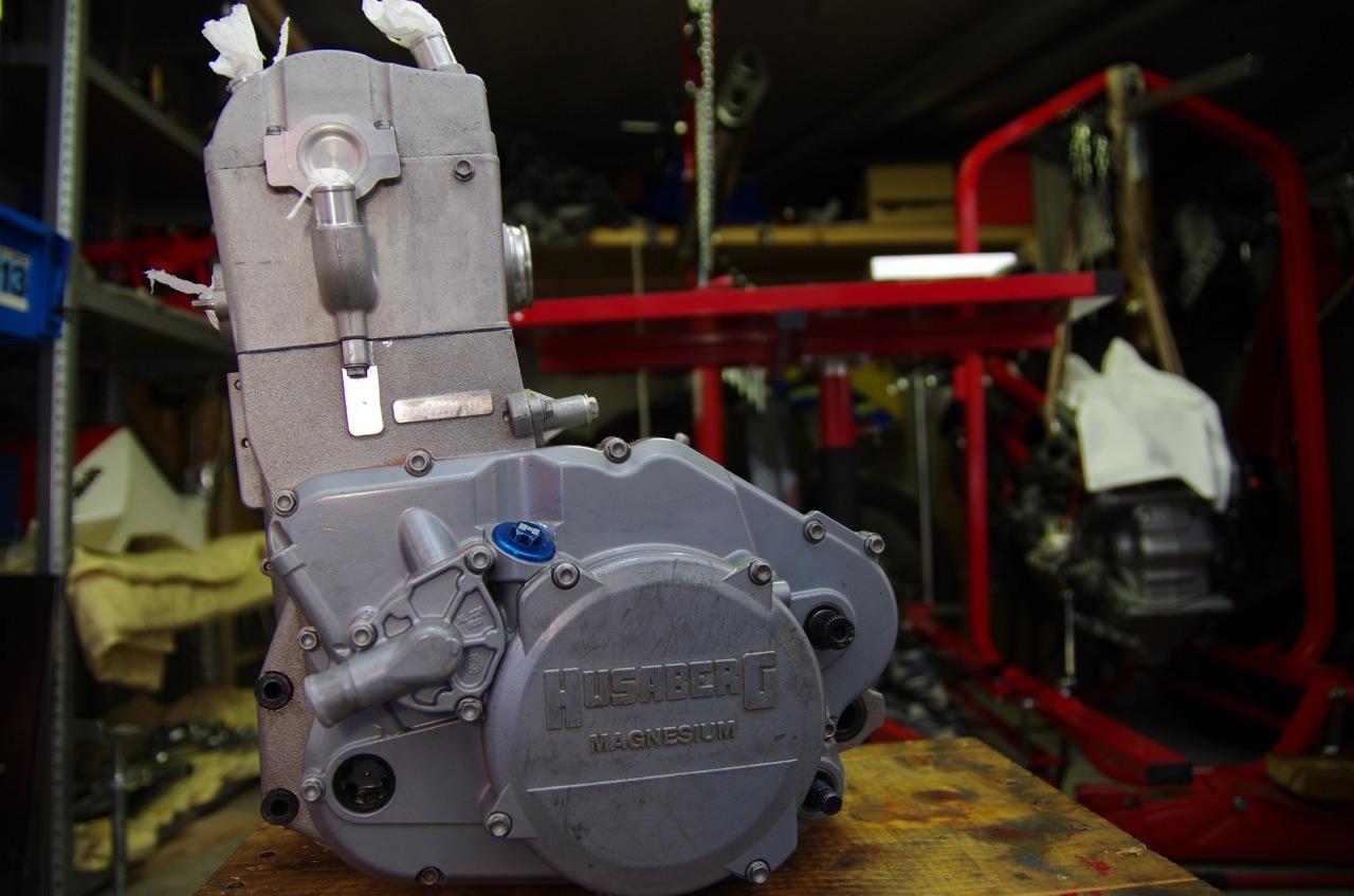 【フサベル】エンジン完成、、、、、あ(汗)_e0159646_22251067.jpg