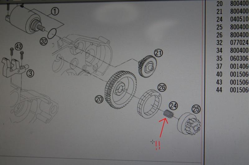 【フサベル】エンジン完成、、、、、あ(汗)_e0159646_2232231.jpg