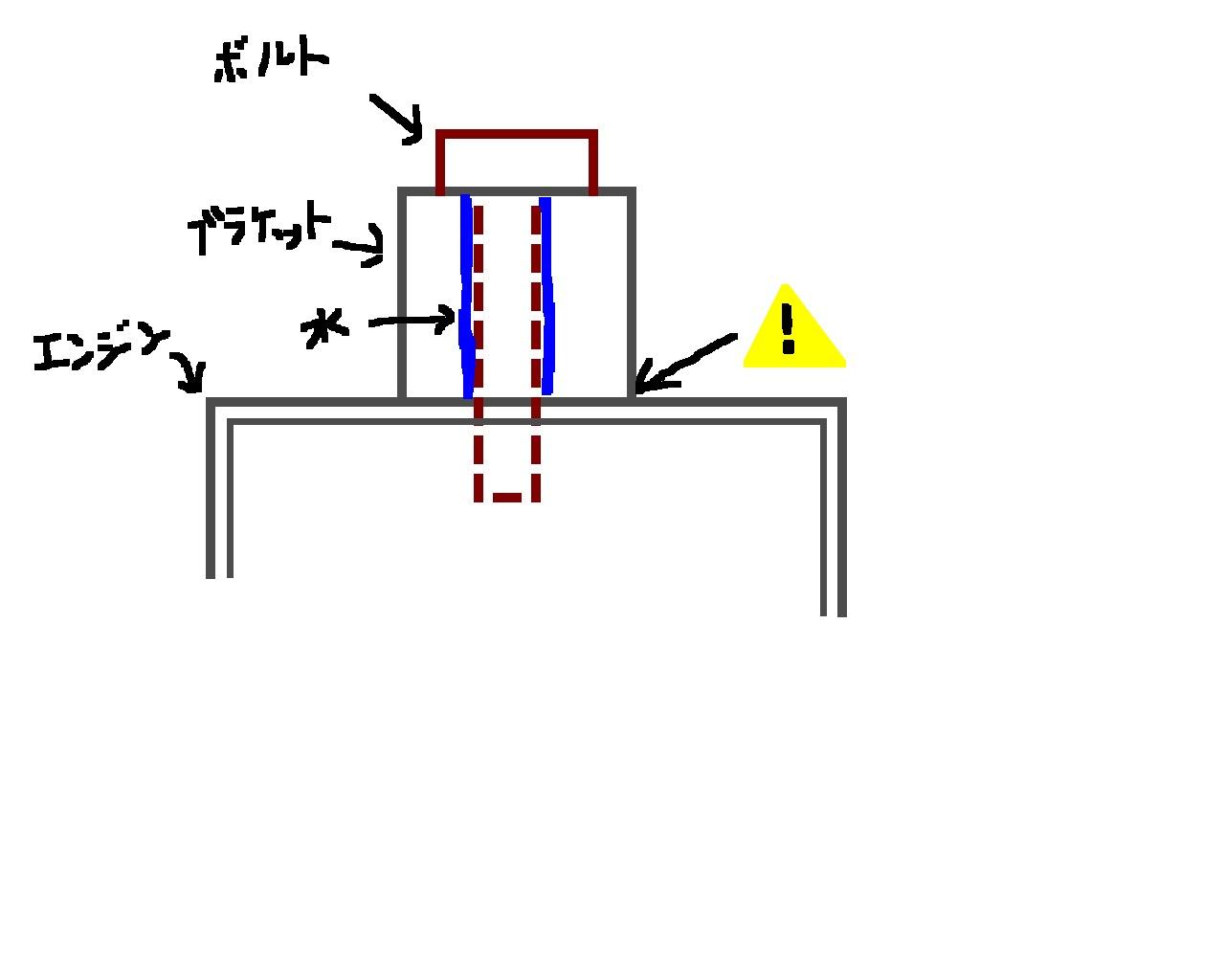 【フサベル】エンジン完成、、、、、あ(汗)_e0159646_2255829.jpg