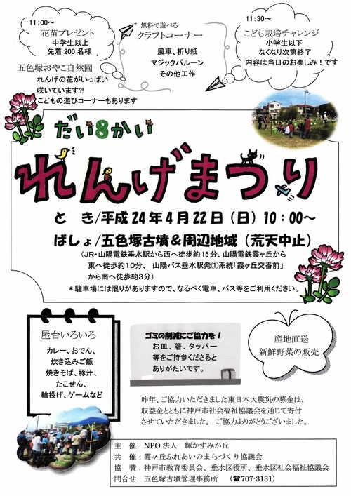 れんげ祭り_f0079749_19325294.jpg