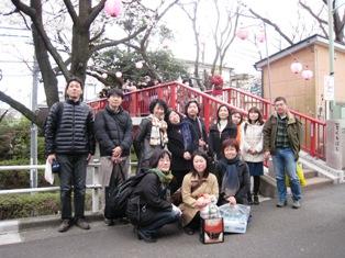 毎年恒例の桜坂お花見・満開にはもう少し…_b0160959_11302791.jpg