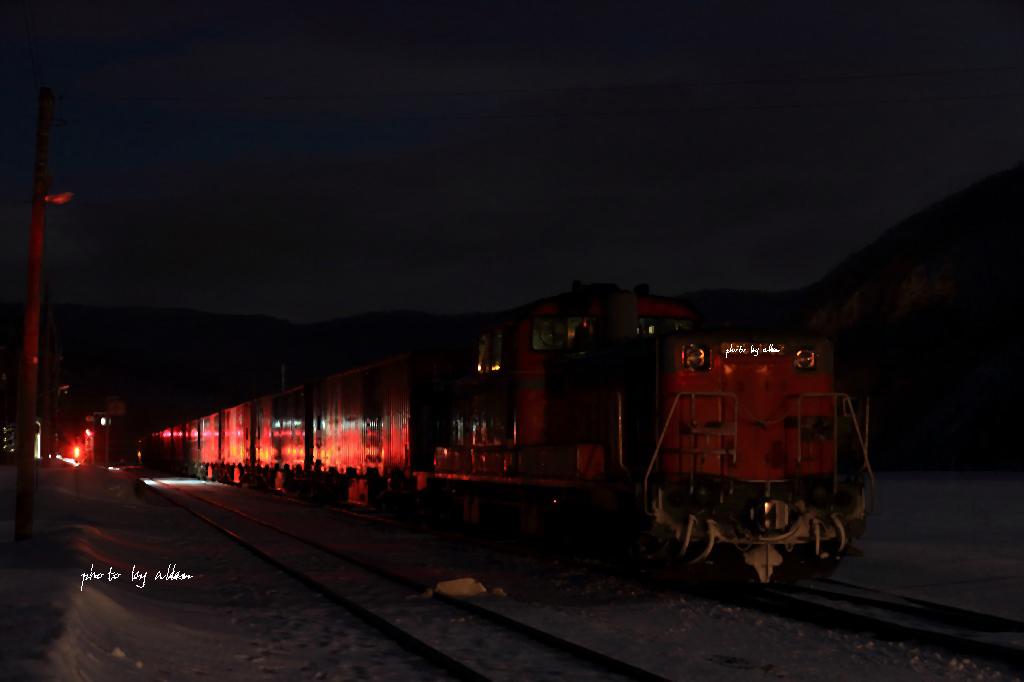 夜の玉ねぎ列車あんど朝の雲海より~_a0039860_10275061.jpg