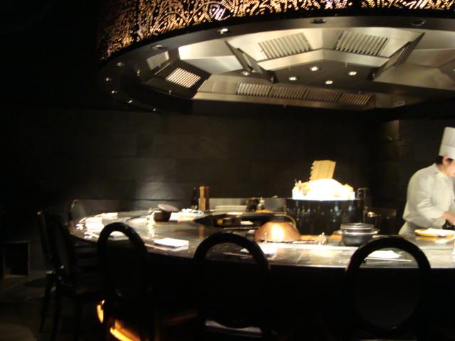 六本木「restaurant 尾前XEX」へ行く。_f0232060_2511733.jpg