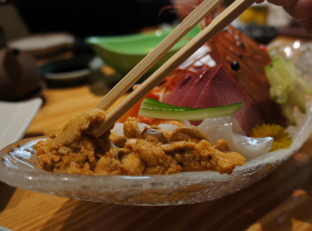 東京2日目、桜満喫+秀吉さんで満喫晩餐。_c0180686_0412941.jpg