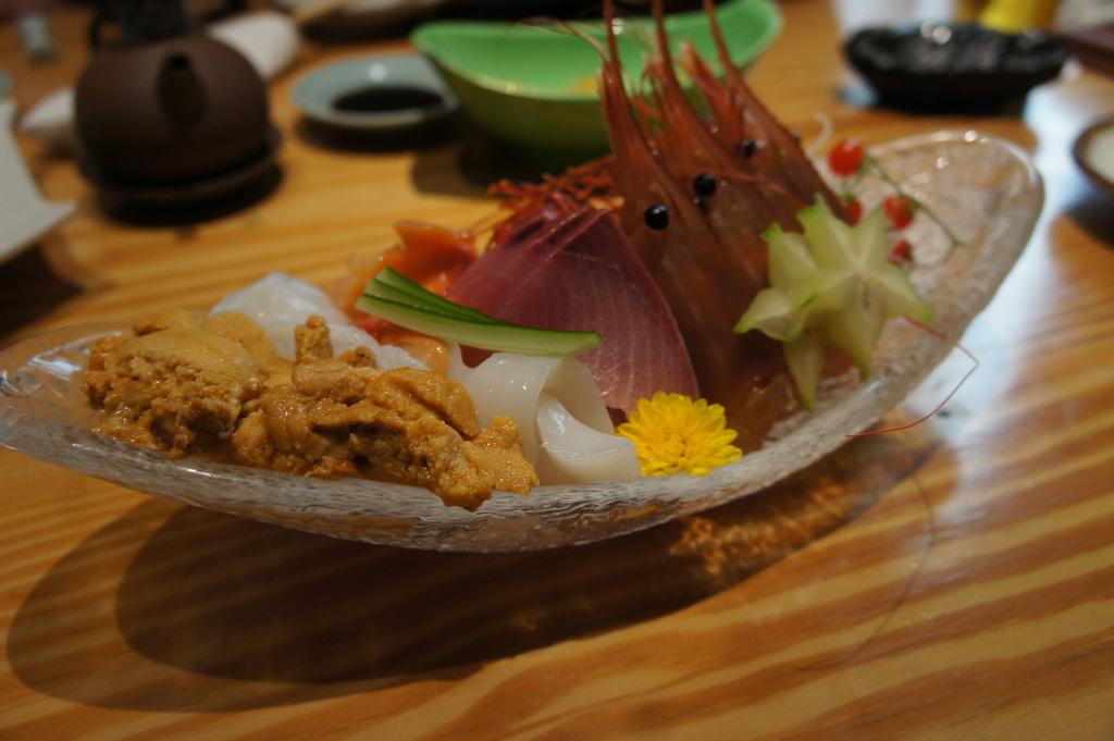 東京2日目、桜満喫+秀吉さんで満喫晩餐。_c0180686_041355.jpg