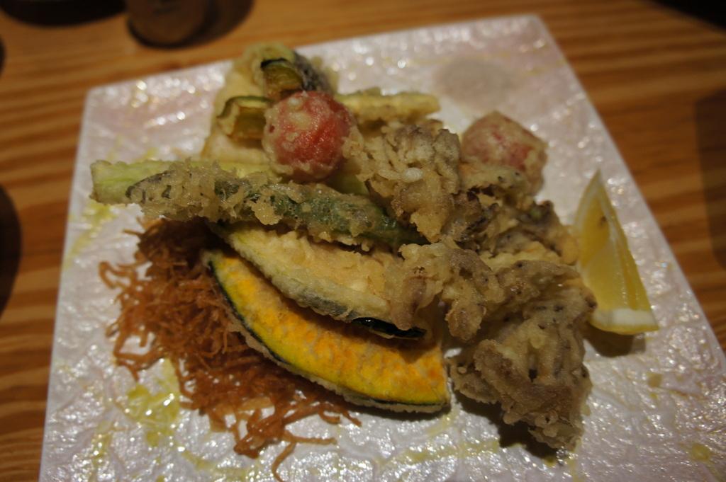 東京2日目、桜満喫+秀吉さんで満喫晩餐。_c0180686_041542.jpg