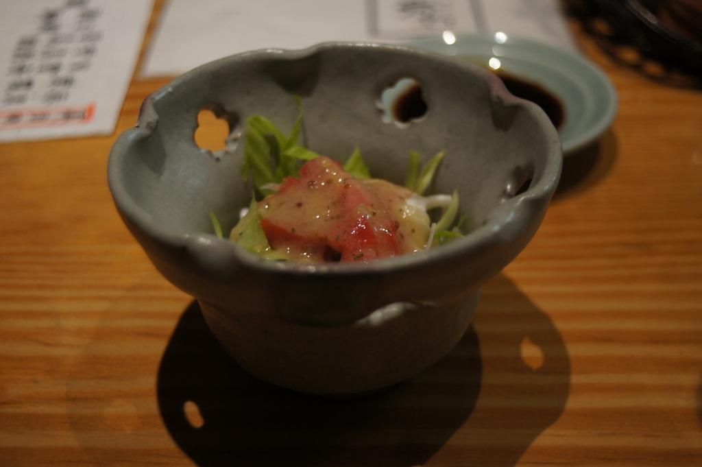 東京2日目、桜満喫+秀吉さんで満喫晩餐。_c0180686_0574114.jpg