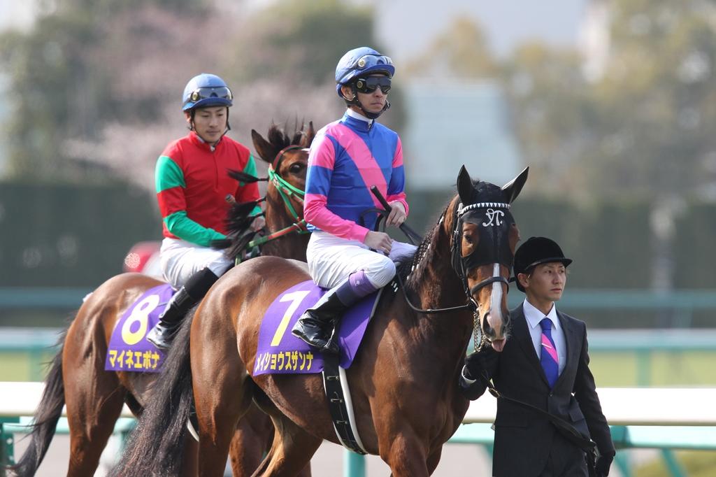 2012年4月8日 桜花賞_f0204898_1992021.jpg
