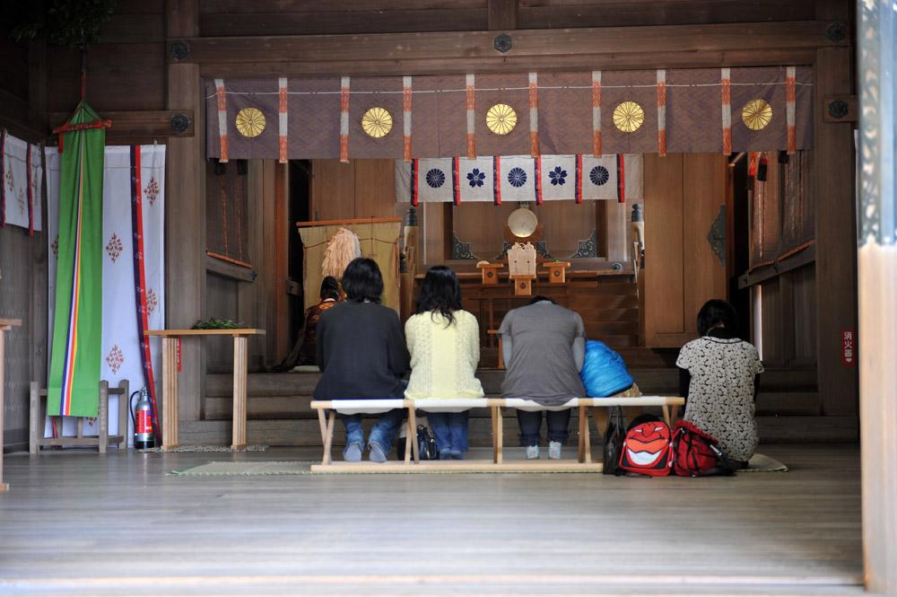 宝満宮 竃門神社 桜の季節_a0042310_10101727.jpg
