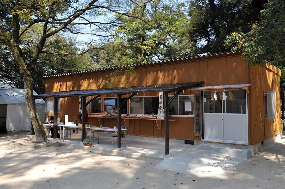 宝満宮 竃門神社 桜の季節_a0042310_10103314.jpg