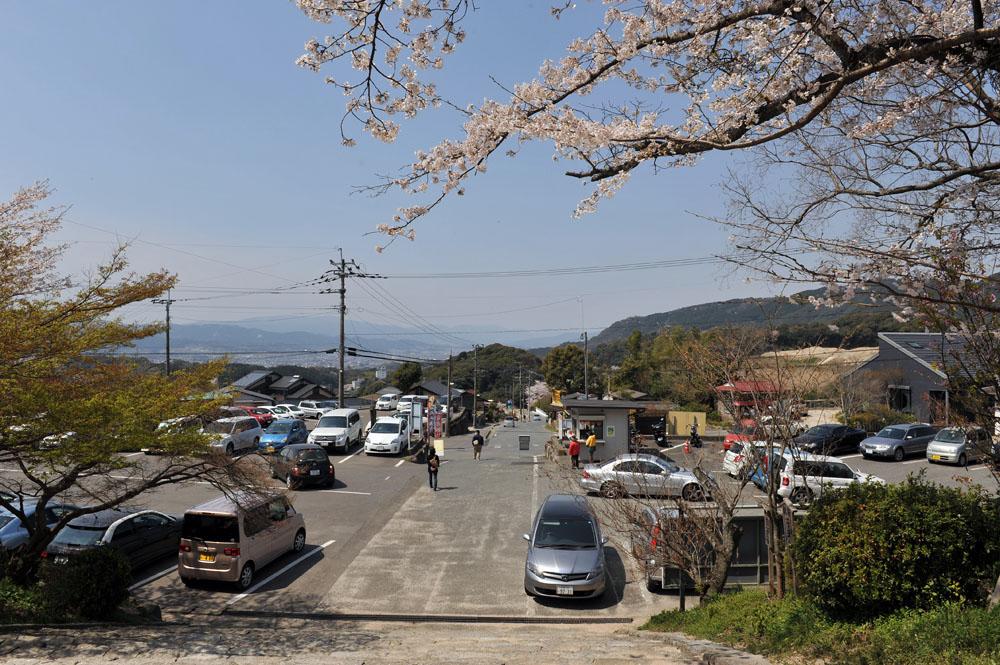 宝満宮 竃門神社 桜の季節_a0042310_102098.jpg