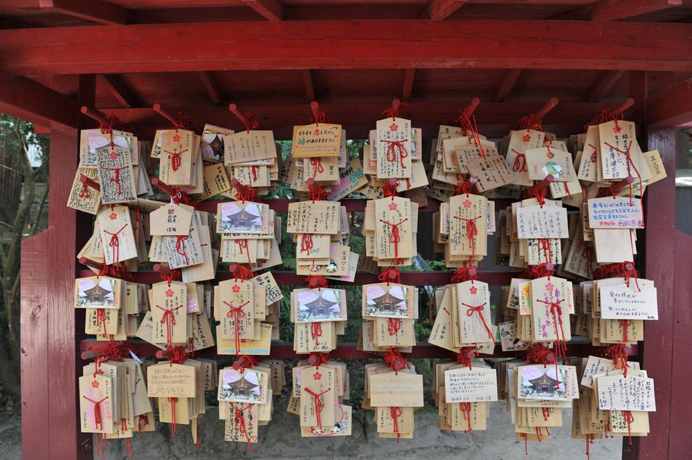 宝満宮 竃門神社 桜の季節_a0042310_108163.jpg
