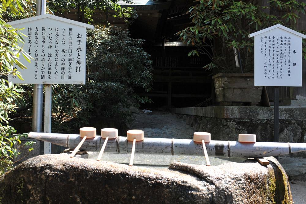 宝満宮 竃門神社 桜の季節_a0042310_1094911.jpg