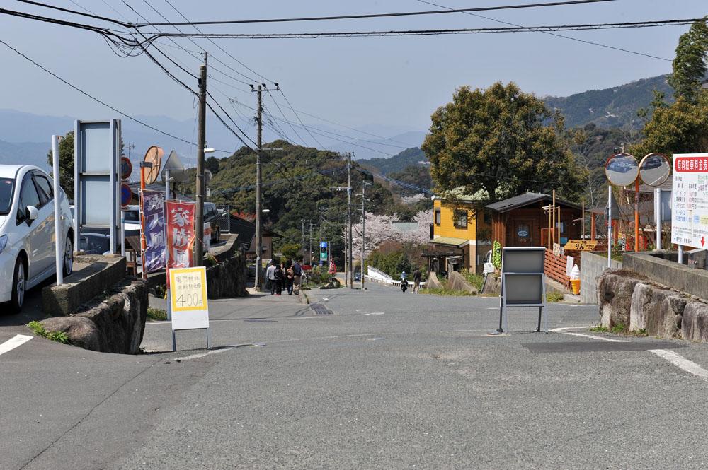 宝満宮 竃門神社 桜の季節_a0042310_9545654.jpg