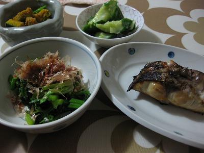 ここ数日の夕飯、お弁当♪_f0116812_206359.jpg