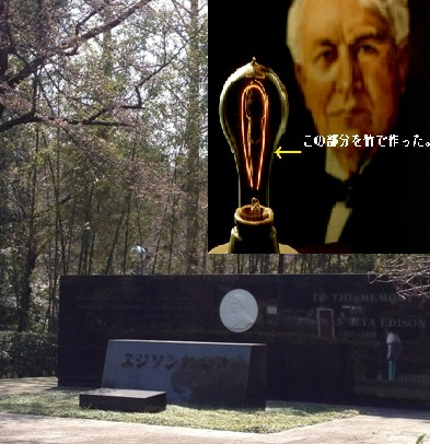 ☆京都の桜&発明家☆_f0191715_12163299.jpg