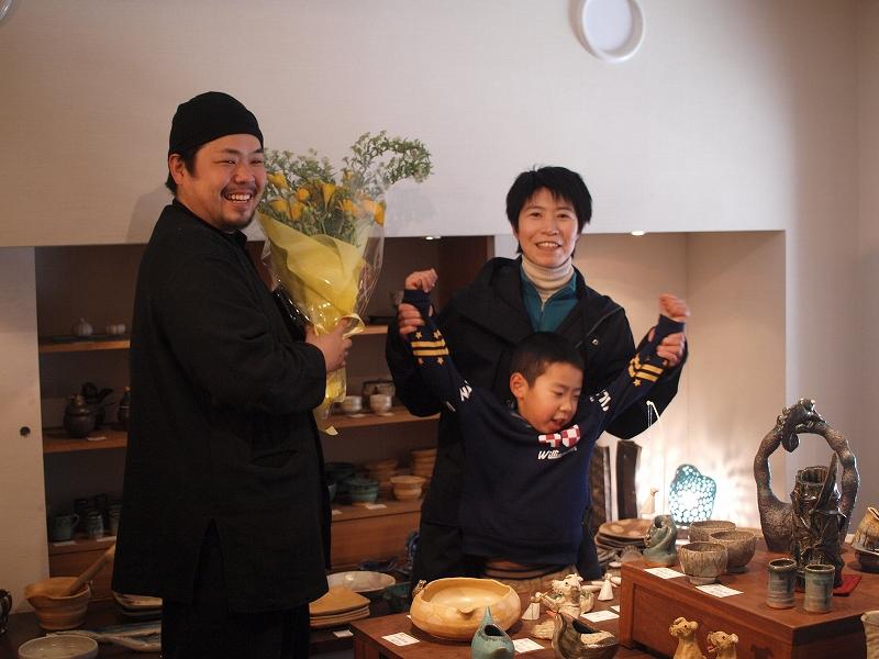 2012.表参道「桃林堂」回想日記1~初日~_b0135432_482685.jpg