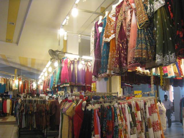 Singapore Little India でお買い物_c0212604_634535.jpg