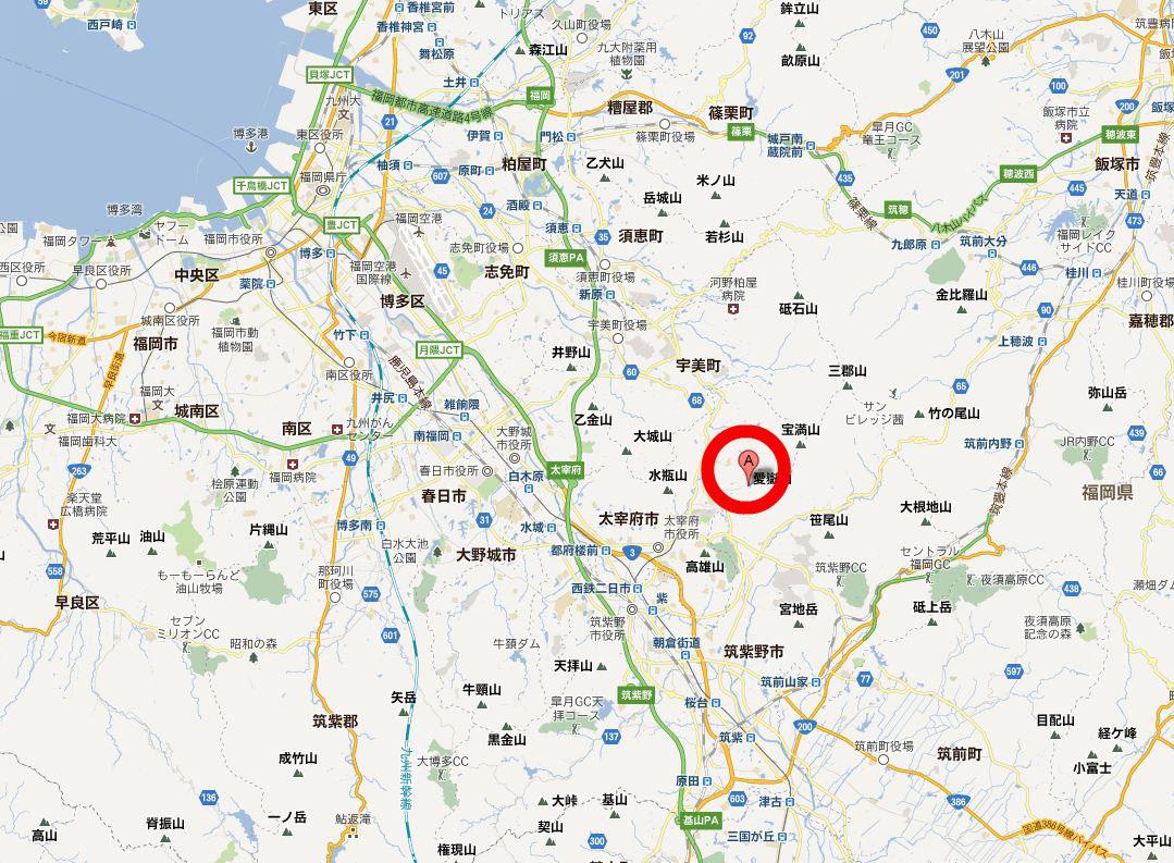 宝満宮 竃門神社 桜の季節_a0042310_2327502.jpg