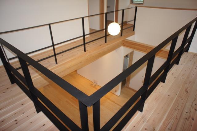 瓢箪山の家 Ⅱ_e0118649_994510.jpg