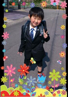 入学☆入園_d0172085_21144076.jpg
