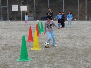 3月のサッカー教室_c0218303_23355175.jpg