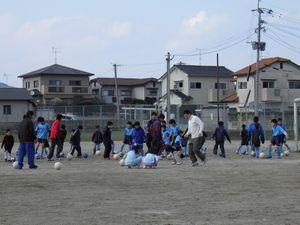 3月のサッカー教室_c0218303_23393918.jpg