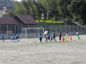 3月のサッカー教室_c0218303_23403375.jpg