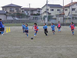 3月のサッカー教室_c0218303_2342482.jpg