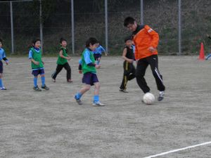 3月のサッカー教室_c0218303_23425870.jpg