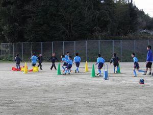 3月のサッカー教室_c0218303_23451538.jpg