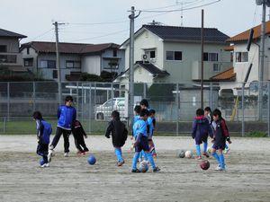 3月のサッカー教室_c0218303_23481572.jpg