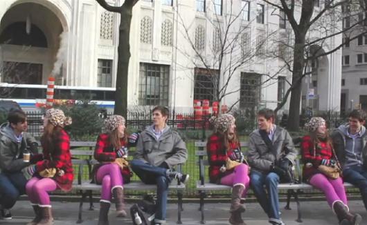 ニューヨークの街角即興集団、Improv Everywhereのエイプリル・フール_b0007805_2095439.jpg