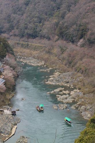嵐山 渡月橋と亀山公園_e0048413_18101374.jpg